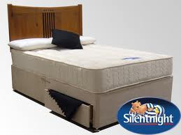 Relieving back pain with Silentnight Prestige Ortho mattress