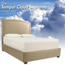 Mattress from Tempur Cloud Supreme