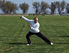 Pratice Tai Chi daily helps reduce aches