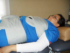 therapy for spinal decompression