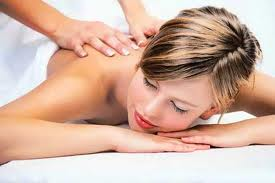 reducing aches with a good massage