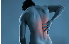 back pain at lumbar